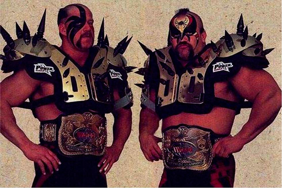WWE - Legion of Doom