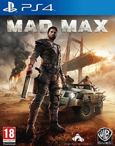 Mad Max carátula