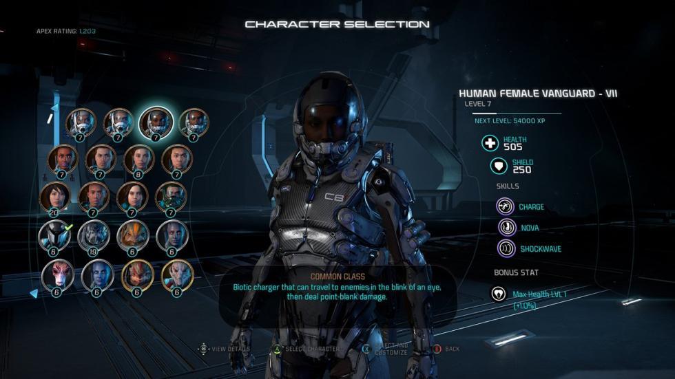 Mass Effect Andromeda - Modo multijugador