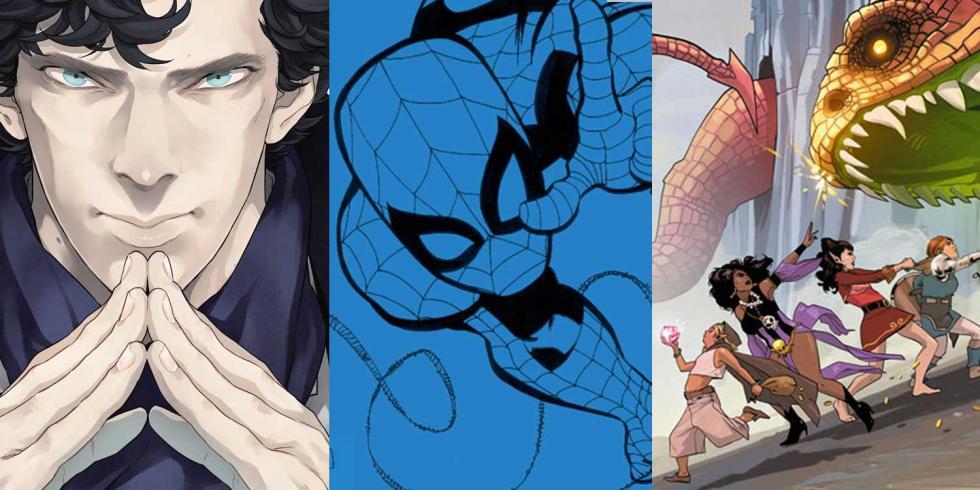 Los mejores cómics de abril de 2017: El Multiverso, Sin City...