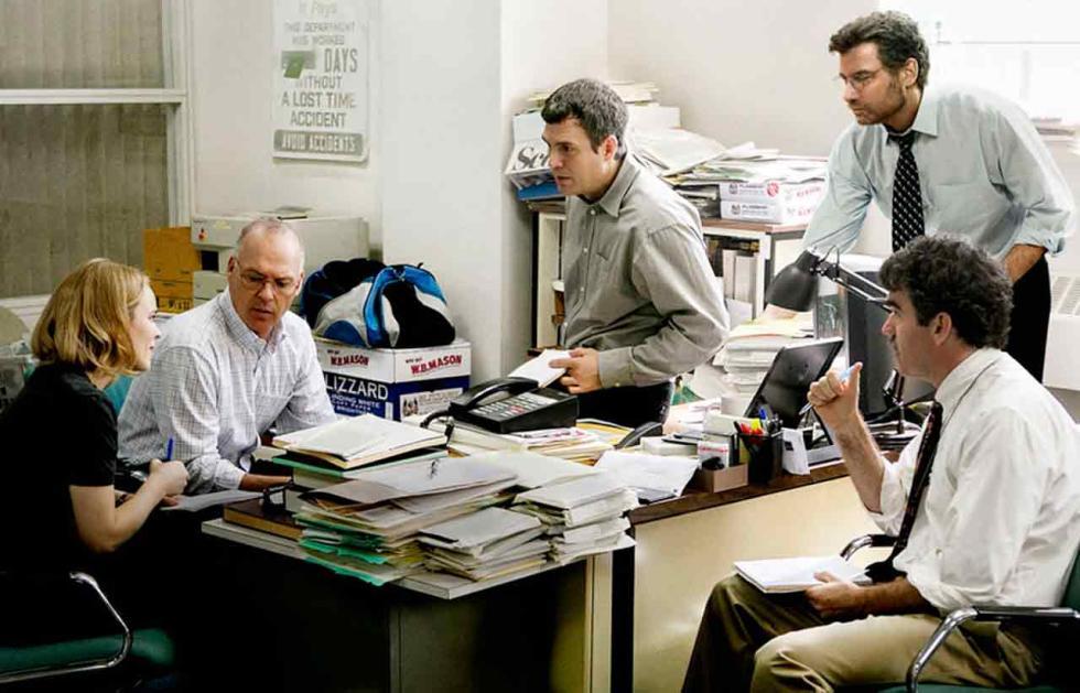 Mejores películas de 2016 - Spotlight