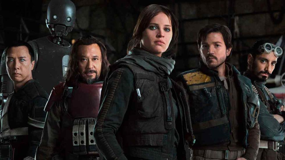 Mejores películas de 2016 - Rogue One