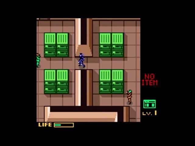Metal Gear Solid GBC