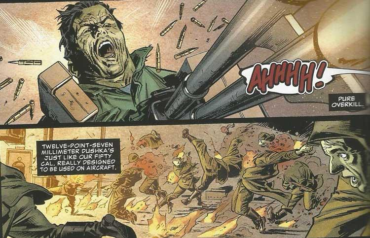 The Punisher: Madre Rusia, de Garth Ennis - Review