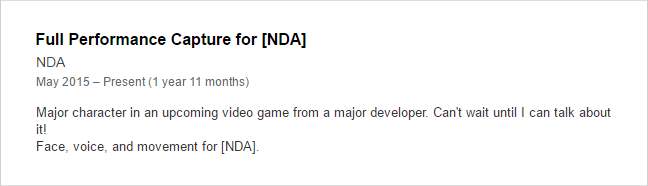 Red Dead Redemption 2 - Perfil de Noshir Dalal