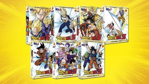 Dragon Ball Z Colección completa