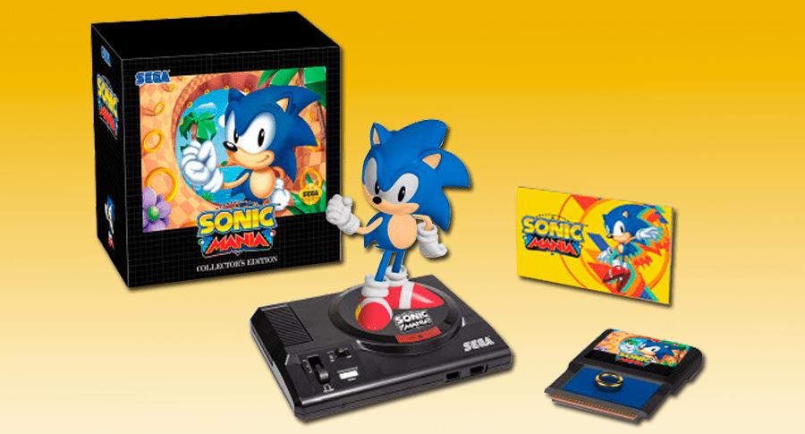 Sonic Mania Edición especial