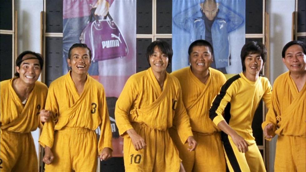 Resultado de imagen de shaolin soccer