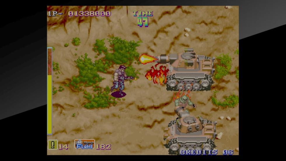 Shock Troopers Neo Geo 2