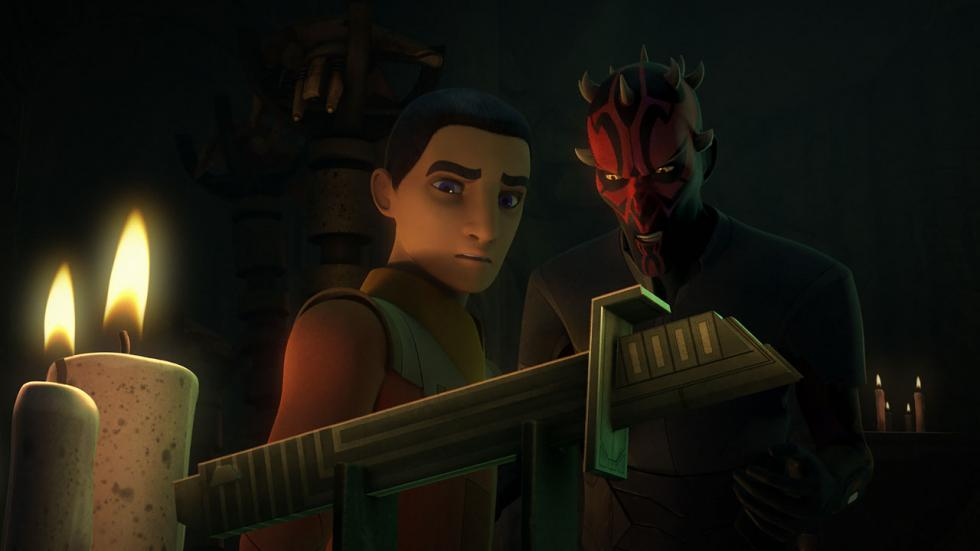 Star Wars Rebels temporada 3 - Crítica del debut de Thrawn