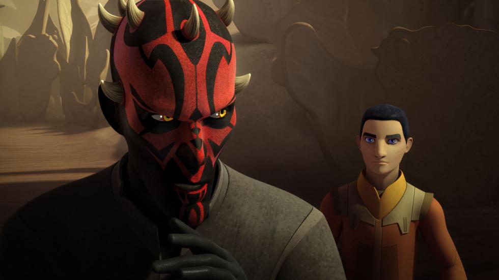 Star Wars Rebels temporada 3 - Crítica del debut de Thrawn