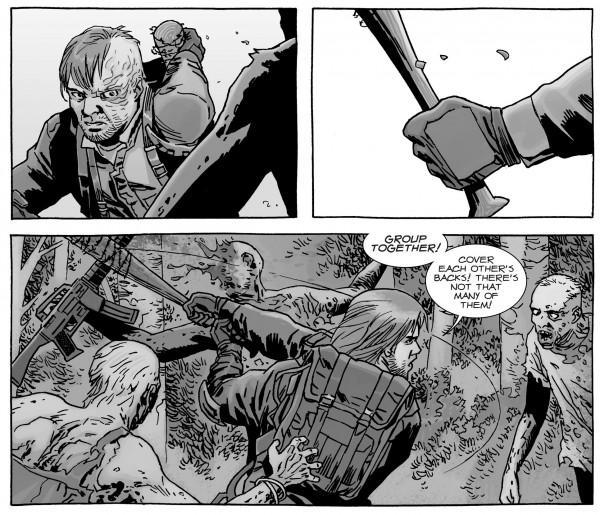 The Walking Dead: Llamada a las armas - Review del vol. 26