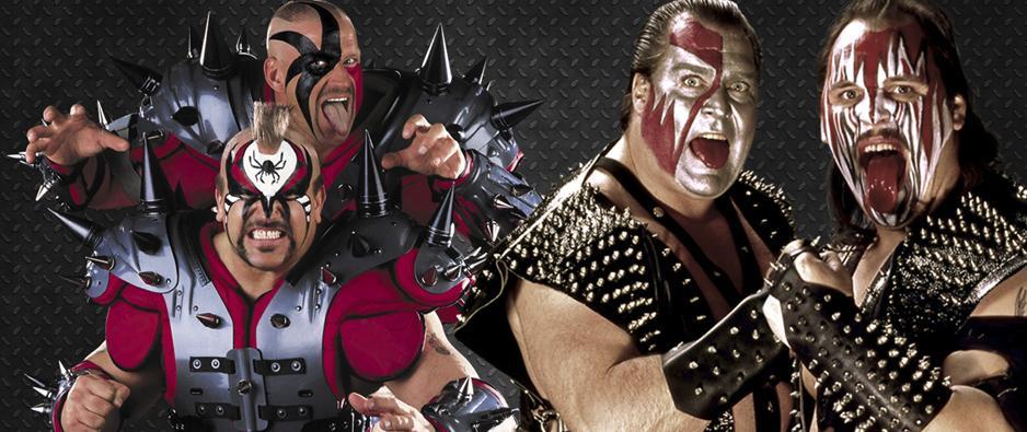WWE - Los mejores equipos de la historia del pressing catch