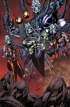Aniquilación Conquista - Review del origen de los Guardianes de la Galaxia