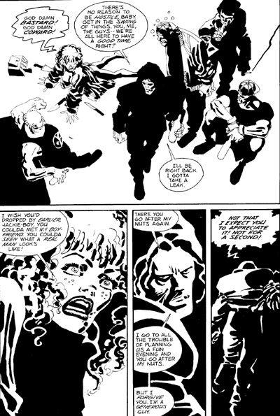 Sin City, de Frank Miller - Review del tomo Integral 1