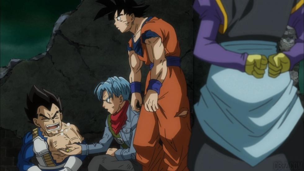 Dragon Ball Super Correcciones