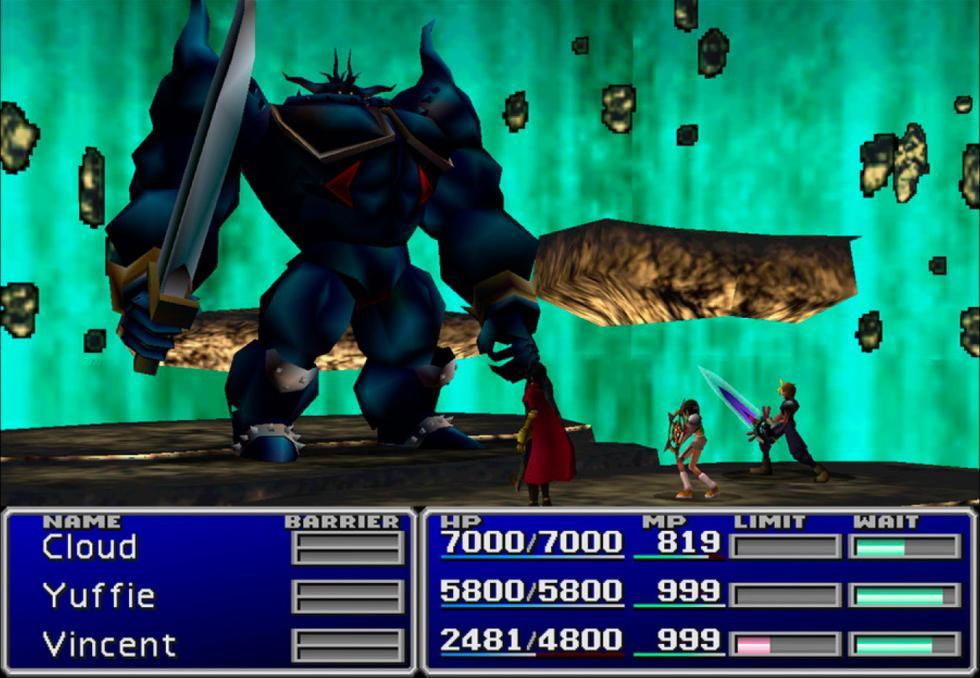Final Fantasy VII guía