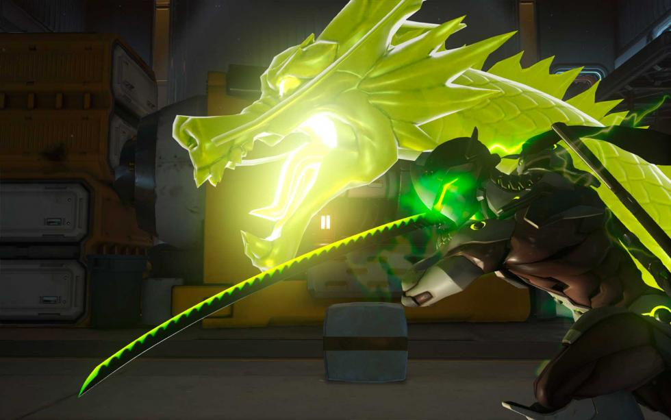 Genji Heroes of the Storm