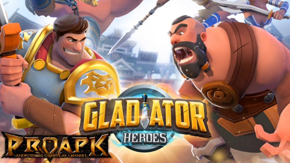 Gladiator Heroes móvil