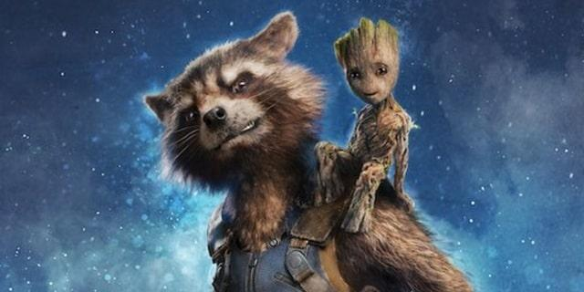 Guardianes de la galaxia vol. 2 - Baby Groot