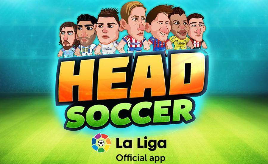 Head Soccer móvil