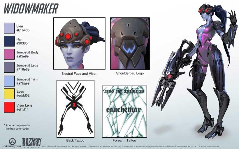 Héroes de Overwatch