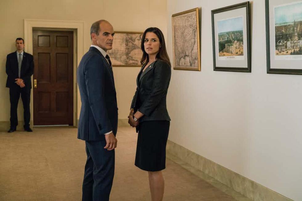 House of Cards - Nuevas imágenes de la quinta temporada