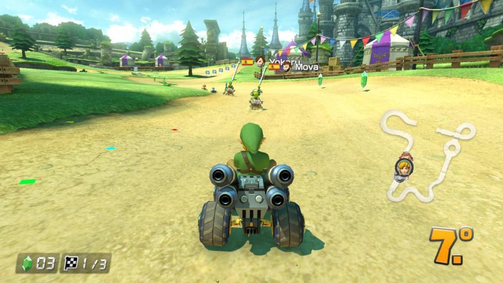Mario Kart 8 Deluxe 12