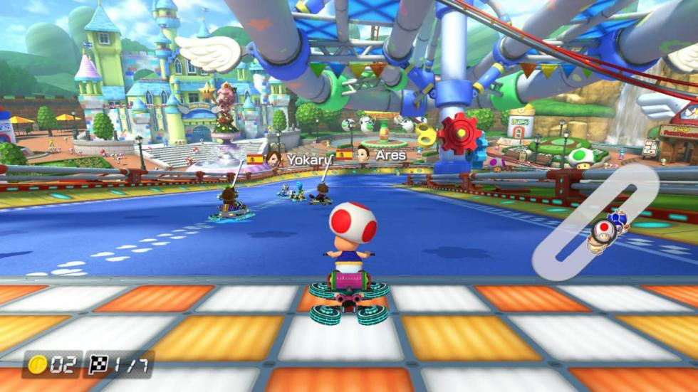 Mario Kart 8 Deluxe 13