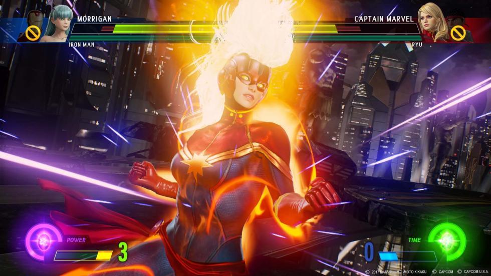 Marvel Versus Capcom Infinite