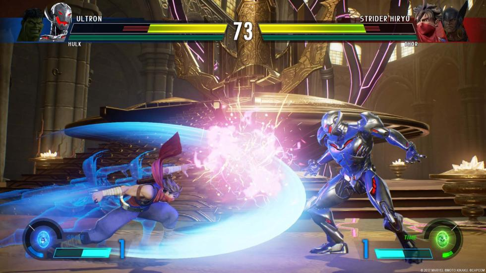 Marvel Versus Capcom Infinite