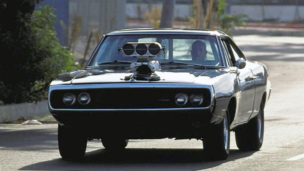 Los mejores coches de Fast and Furious - Dodge Charger