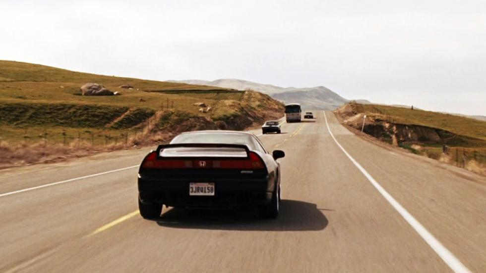 Los mejores coches de Fast and Furious - Honda NSX