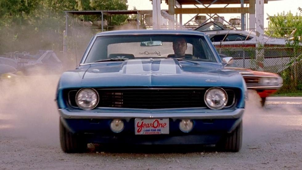 Los mejores coches de Fast and Furious - Yenko Camaro SYC de 1969