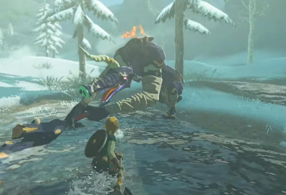 Moblin en Breath of the Wild