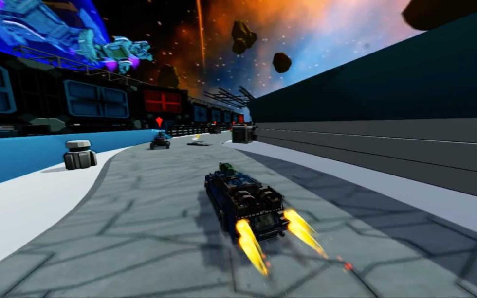Motor Strike Titan Strike