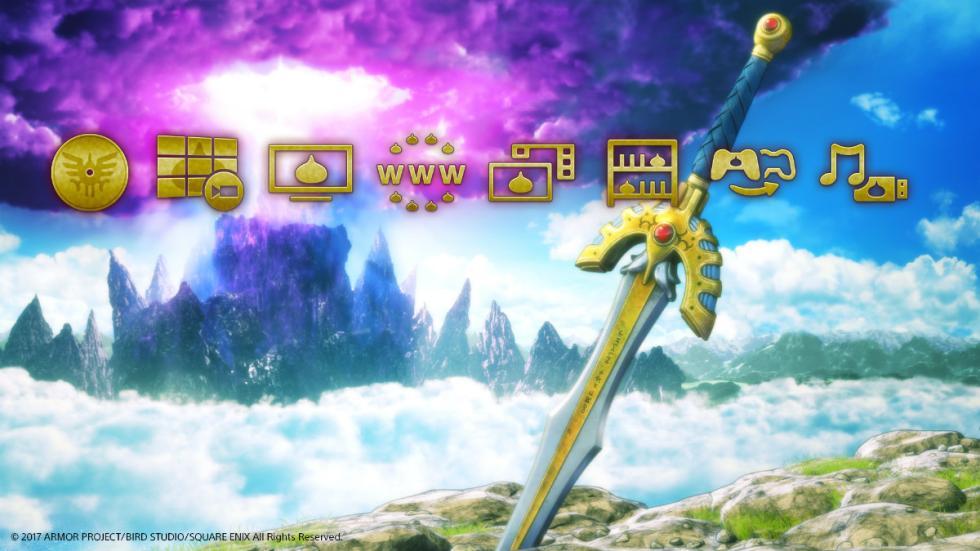 PS4 Dragon Quest Loto Edition