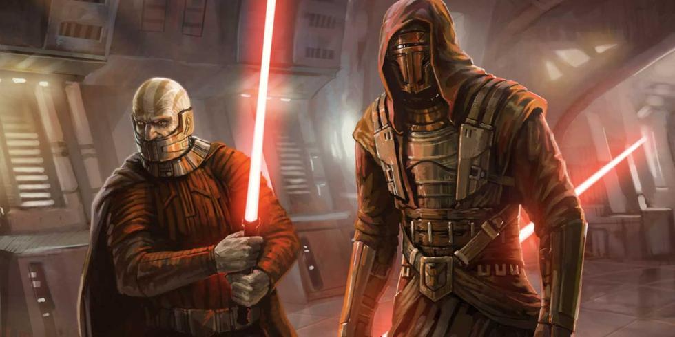Star Wars - Los 11 mayores villanos del Universo Expandido