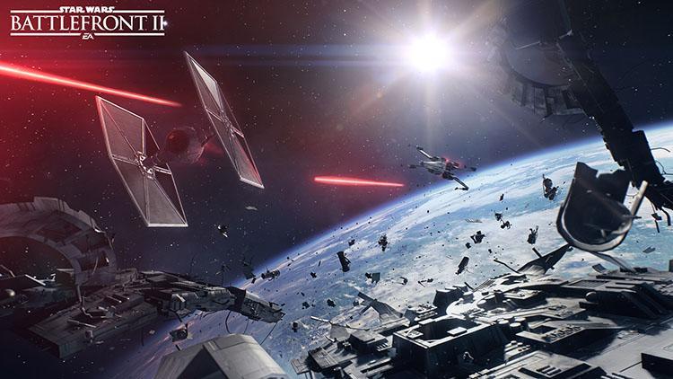 Star Wars Battlefront  II - Primeras imágenes
