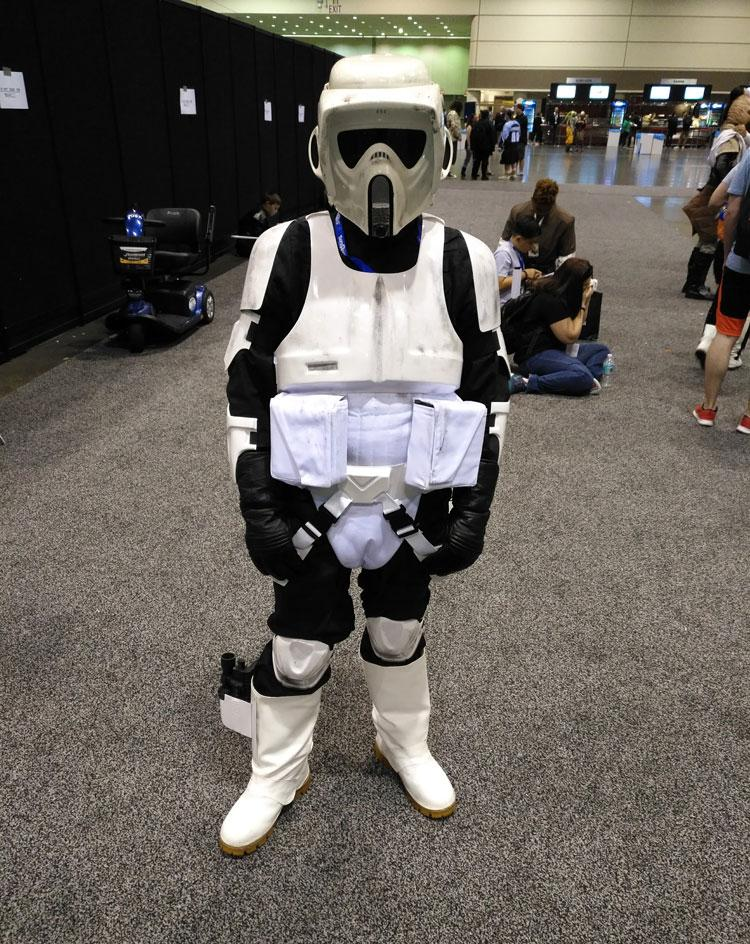 Star Wars Celebration 2017 - Los cosplays de la convención