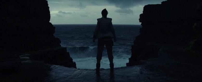 Star Wars- Episodio VIII - Los últimos Jedi - Imágenes del teaser tráiler