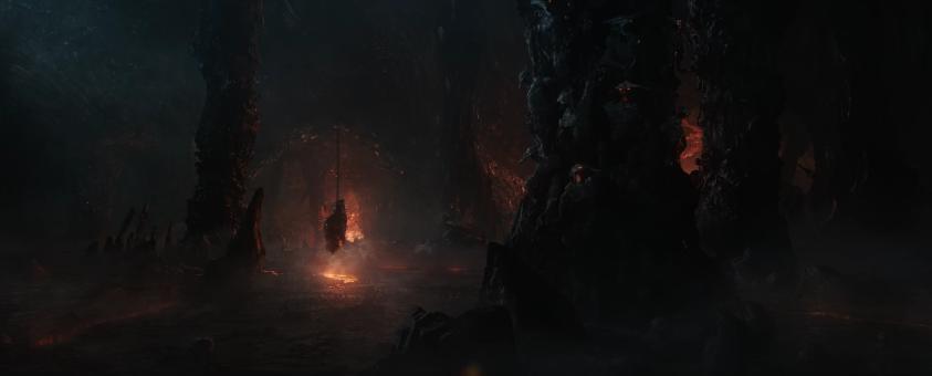 1. Surtur y Muspelheim, la tierra de los demonios de fuego