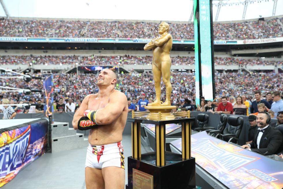 Batalla Real Conmemorativa de André el Gigante (Kickoff)