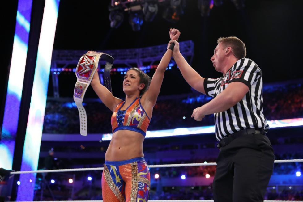 WrestleMania 33 - Campeonato Femenino de Raw