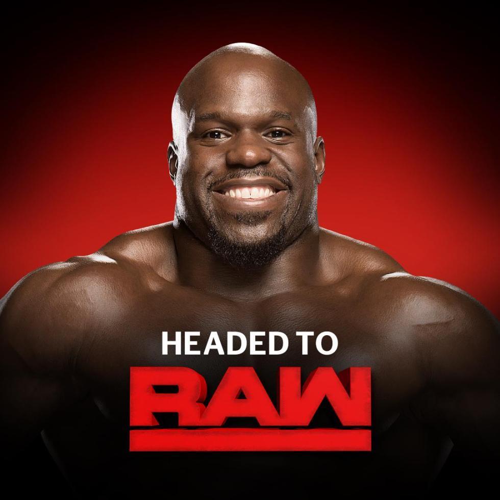 WWE - Apollo Crews pasa de SmackDown a Raw