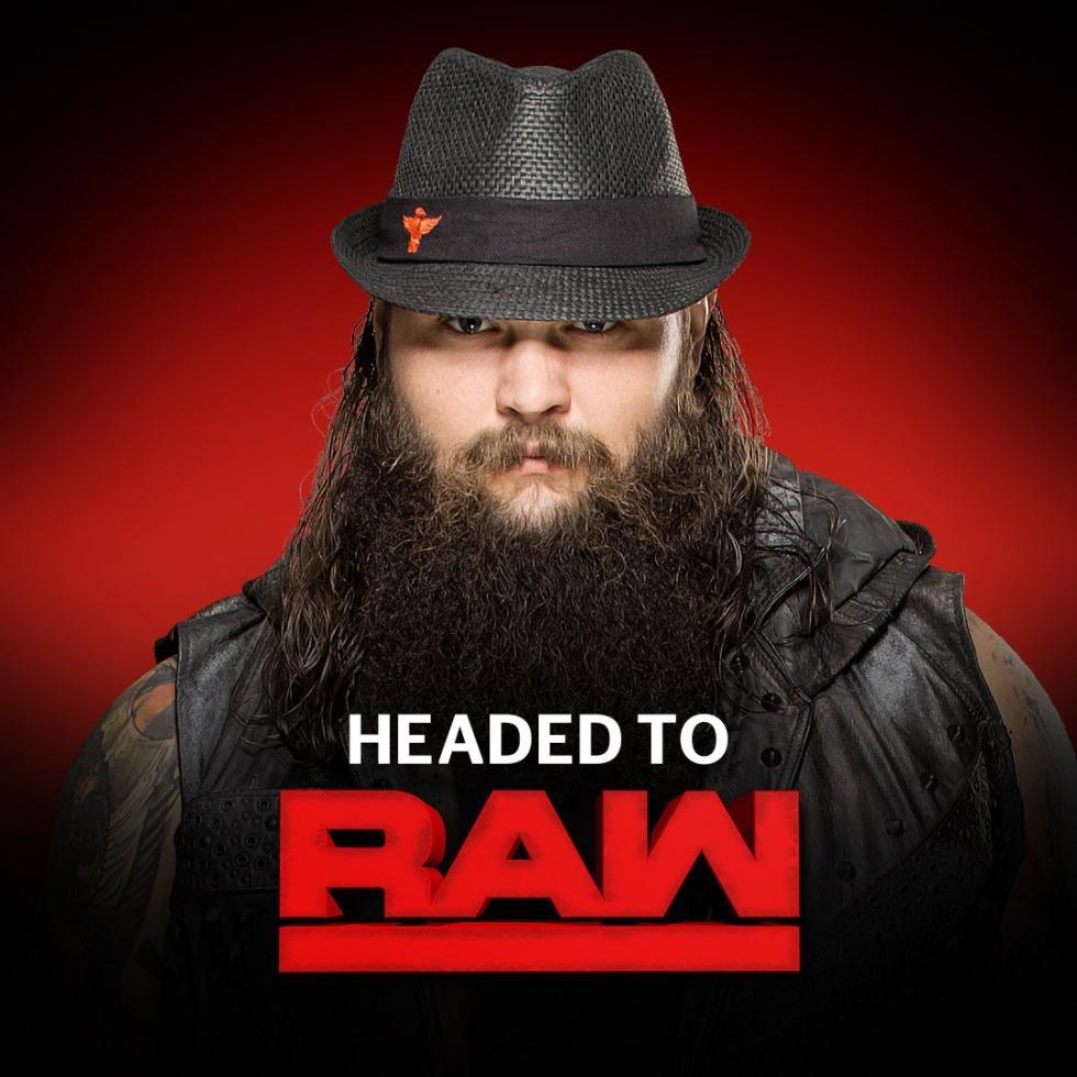 WWE - Bray Wyatt pasa de SmackDown a Raw