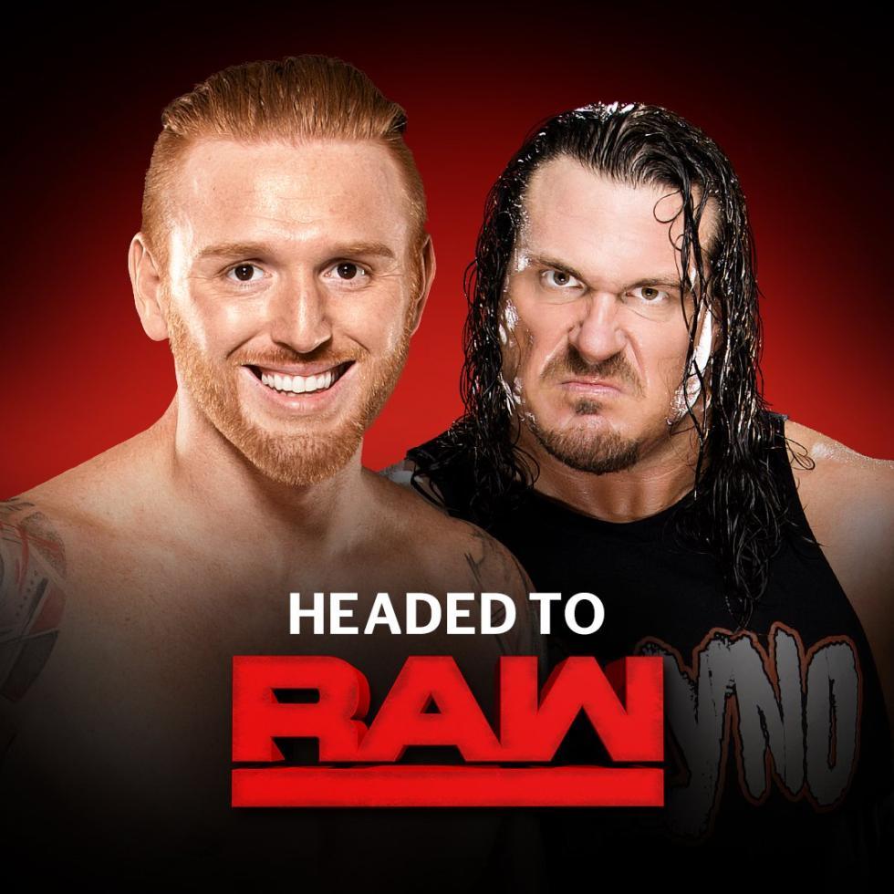 WWE -   Heath Slater y Rhyno pasan de SmackDown a Raw