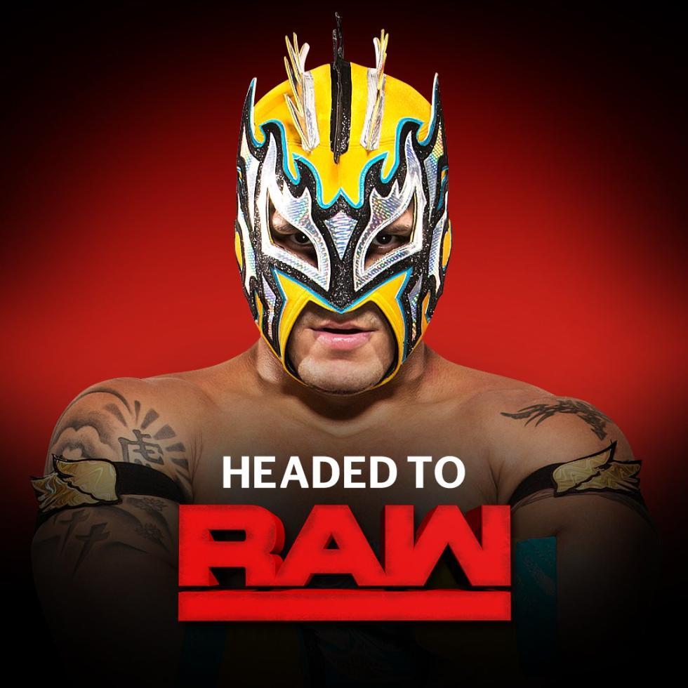 WWE - Kalisto pasa de SmackDown a Raw