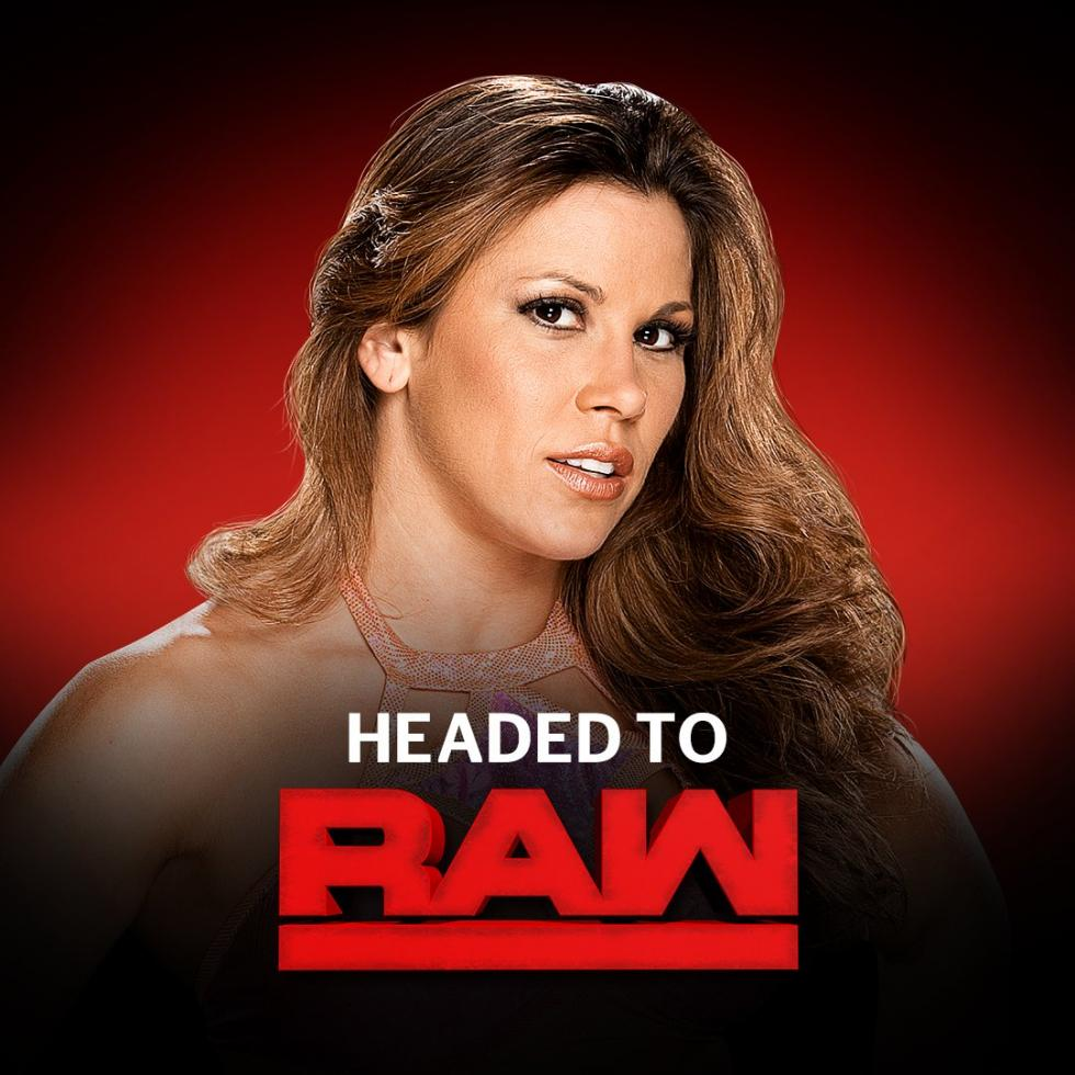 WWE - Mickie James pasa de SmackDown a Raw