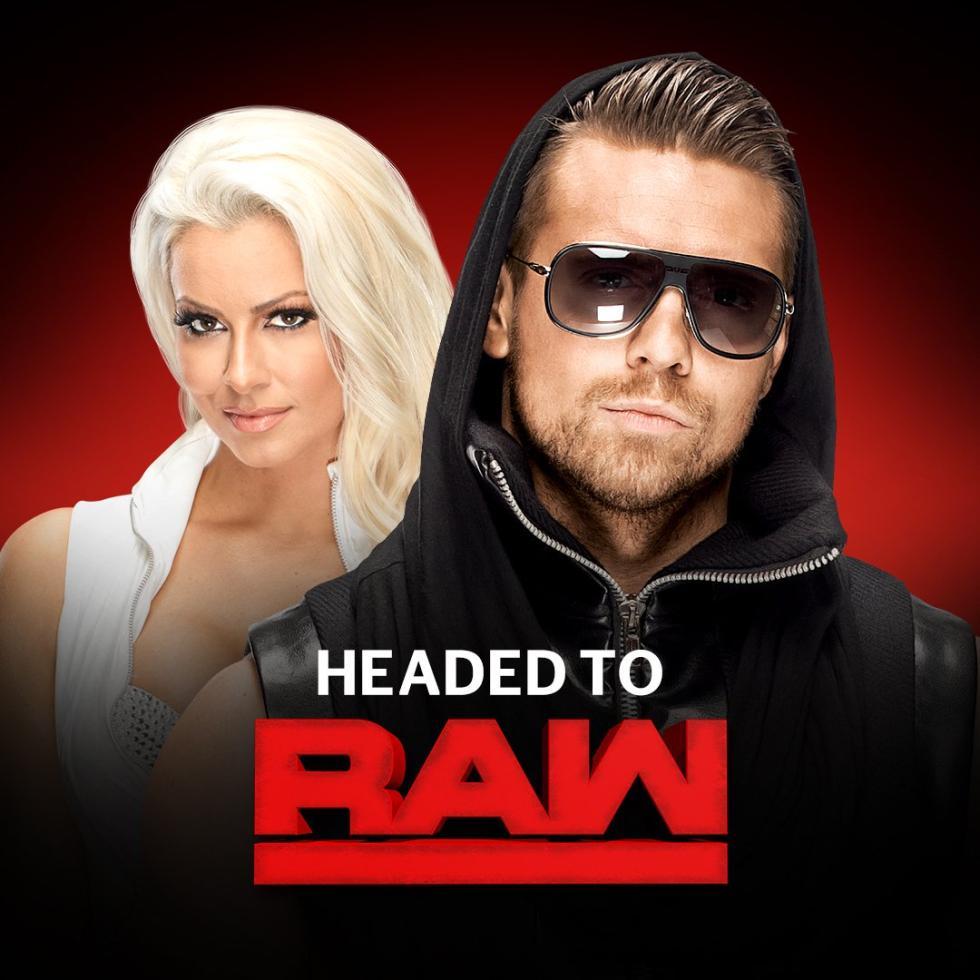 WWE - The Miz y Maryse pasan de SmackDown a Raw